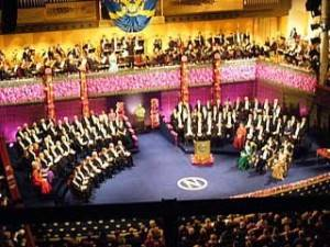 Nobel Award Ceremony
